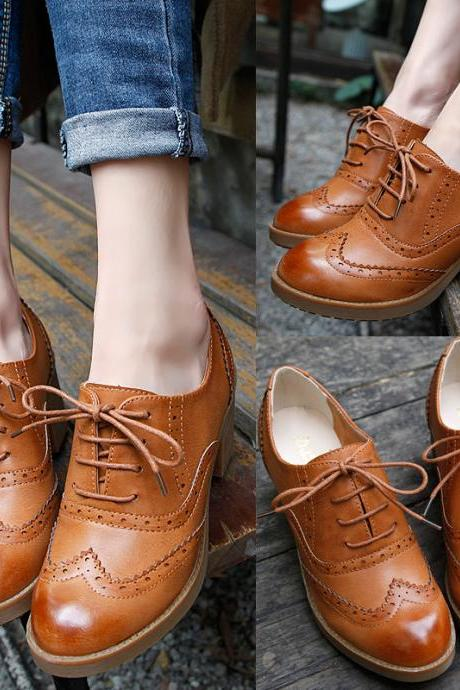 Girly Pretty Shoes for Autumn, Stylish Shoes, Women Shoes